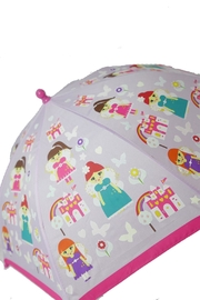 FLOSS & ROCK Color Changing Umbrella - Front full body