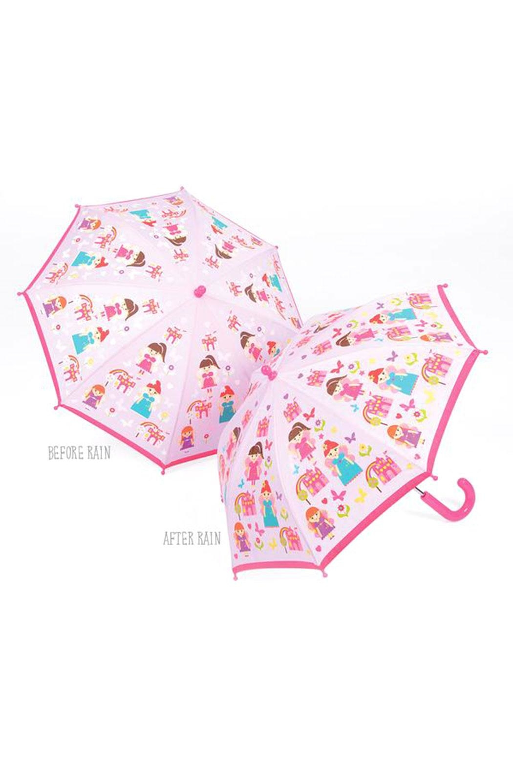 FLOSS & ROCK Color Changing Umbrella - Side Cropped Image