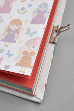 FLOSS & ROCK Fairy Scented Lockable Diary - Alternate List Image