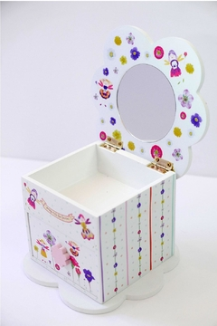 FLOSS & ROCK Fairy Trinket Box - Alternate List Image