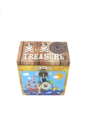 FLOSS & ROCK Lockable Pirate Chest - Product Mini Image