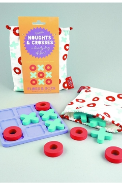 FLOSS & ROCK Noughts And Crosses - Product List Image