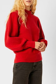 French Connection FLOSSY PUFF SLEEVE SWEATER - Product Mini Image