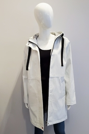 Ellabee Flotteur Raincoat, White - Product Mini Image