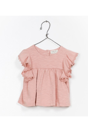 Play Up Flounced Tunic - Front cropped