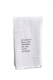 Second Nature by Hand Flour Sack Towel - Product Mini Image