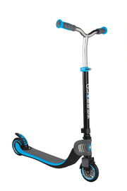 Globber Flow 125 Foldable Scooter - Front cropped