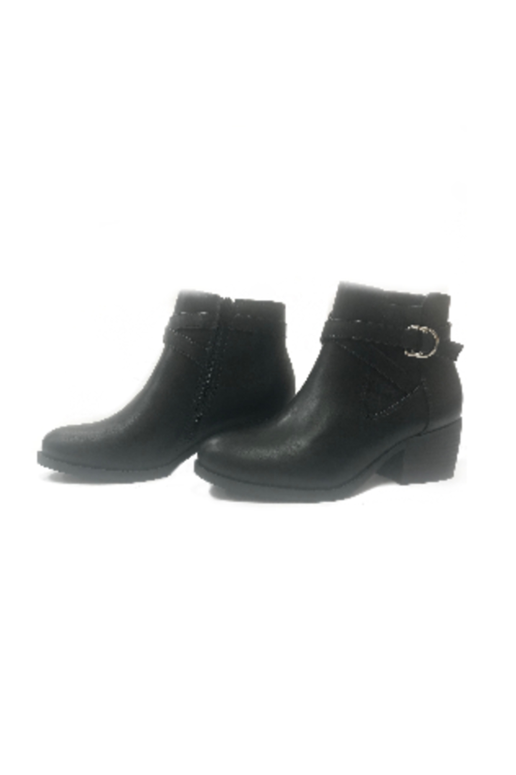 fortune dynamic Flow bootie - Front Cropped Image