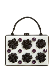 Nasty Gal Flower Applique Girl Boxx Trunk - Product Mini Image