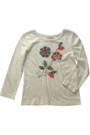 Mimi & Maggie Flower Branch Tee - Product Mini Image