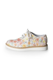 Lady Doc Flower Brogue - Product Mini Image