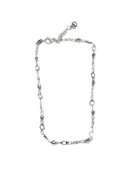 Lets Accessorize Flower Chain Anklet - Product Mini Image