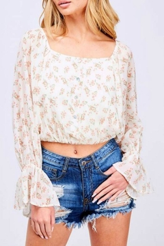 Peach Love California Flower Child Crop - Product List Image