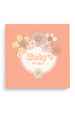 Lucy Darling Flower Child Memory Book - Product List Image