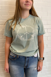 Kindred Mercantile  Flower Child Tee - Product Mini Image