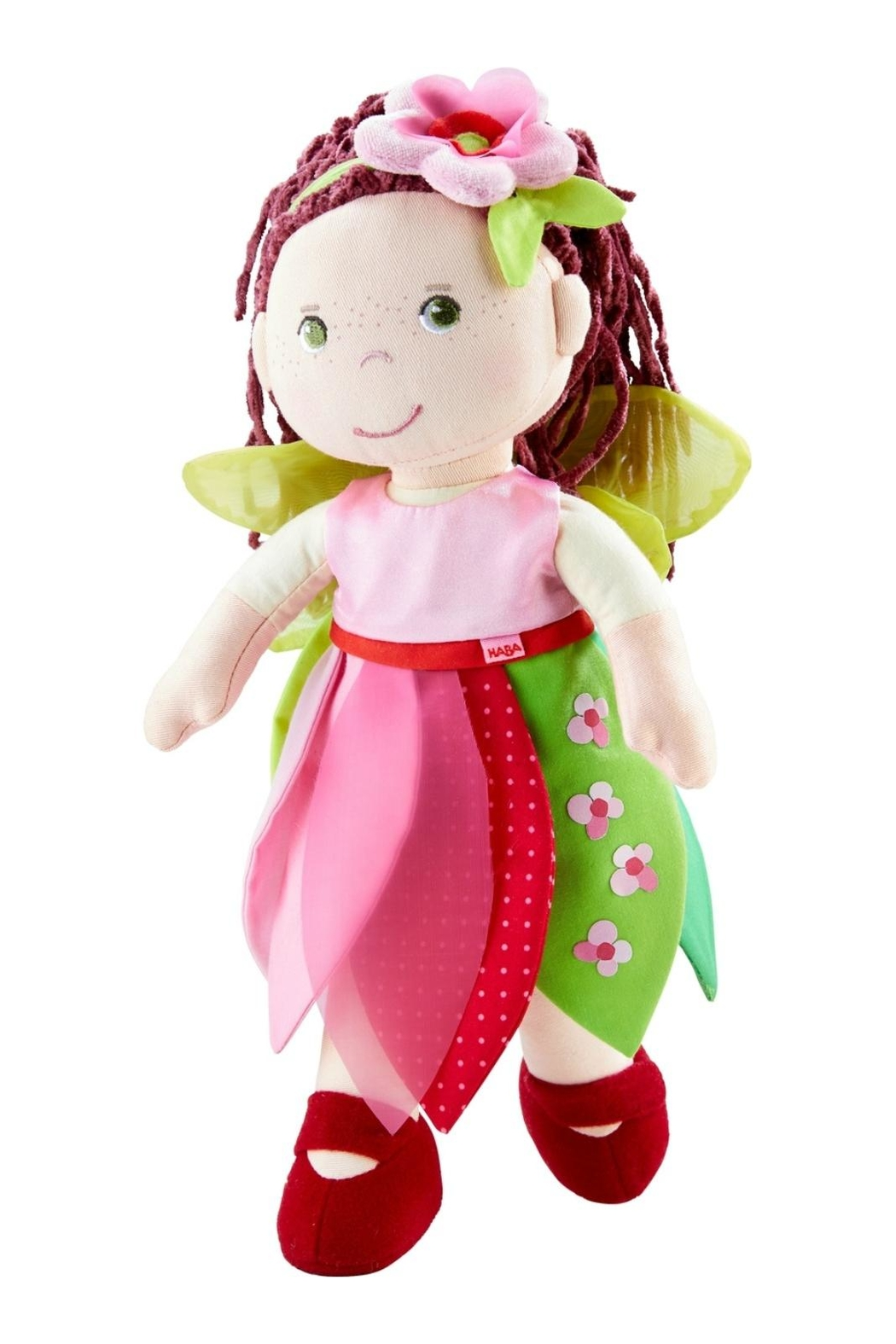 HABA USA Flower Fairy Doll-Clothes - Front Full Image