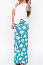 Downeast Basics Flower Flood Skirt - Product Mini Image