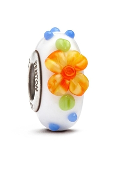Fenton Flower Glass Bead - Alternate List Image