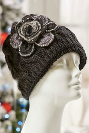 Giftcraft Inc.  Flower Hat - Product Mini Image