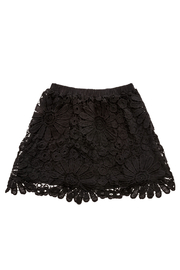 Kiddo by Katie Flower Lace Skirt - Product Mini Image