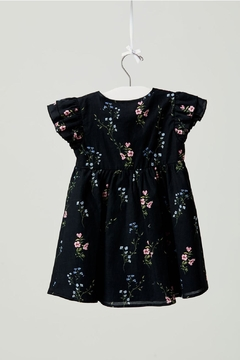 Lil Lemons Flower Patch Dress - Alternate List Image