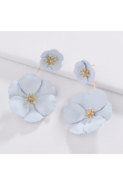 The Birds Nest FLOWER POWER EARRINGS - Product Mini Image