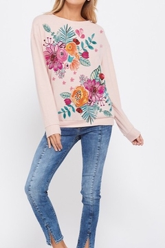 Phil Love Flower Power Sweatshirt - Alternate List Image