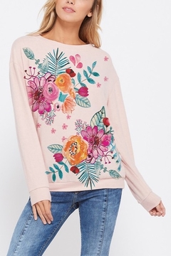 Phil Love Flower Power Sweatshirt - Product List Image