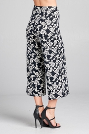 DNA Couture Flower Printed Pants - Product Mini Image