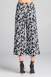 DNA Couture Flower Printed Pants - Other