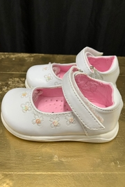 Little Angel Flower Sequin Shoes - Other