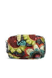 Vera Bradley Flower Shower Wristlet - Product Mini Image