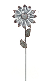 Giftcraft Inc.  Flower Spinner Stake - Product Mini Image