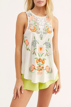 Free People Flower Tank - Product List Image