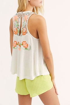 Free People Flower Tank - Alternate List Image