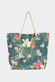 Embellish Flower Tote Bag - Product Mini Image