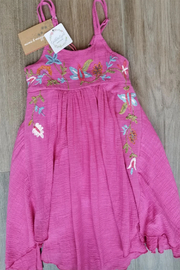 Mimi and Maggie Flower Trail Dress - Front full body