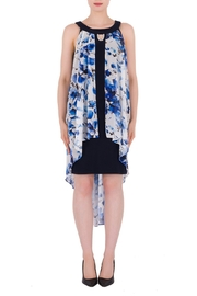 Joseph Ribkoff  Flowerfall Dress - Product Mini Image