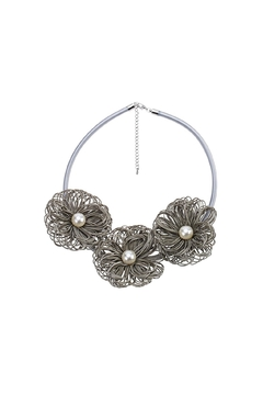 Shoptiques Product: Flowers Handmade Necklace