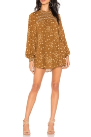 Free People Flowers Tunic Dress - Product Mini Image