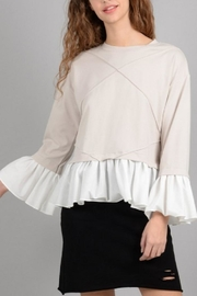 Molly Bracken Flowing Top - Front cropped