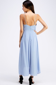 Lush Flowy Blue Dress - Alternate List Image