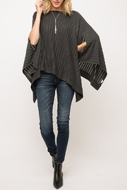 Mystree Flowy Cape Poncho - Product Mini Image