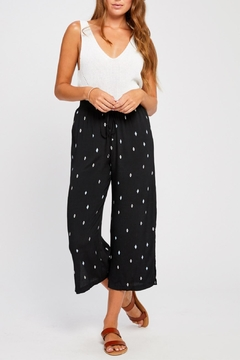 Gentle Fawn Flowy Cropped Pant - Product List Image