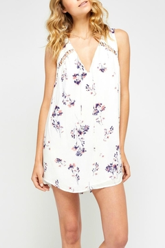 Gentle Fawn Flowy Floral Dress - Product List Image