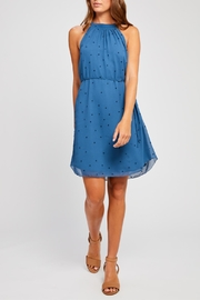 Gentle Fawn Flowy Highneck Dress - Product Mini Image