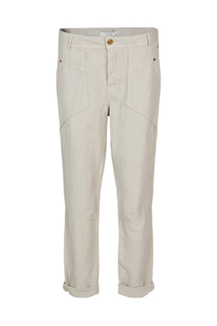 Summum Flowy Linen Pant - Alternate List Image