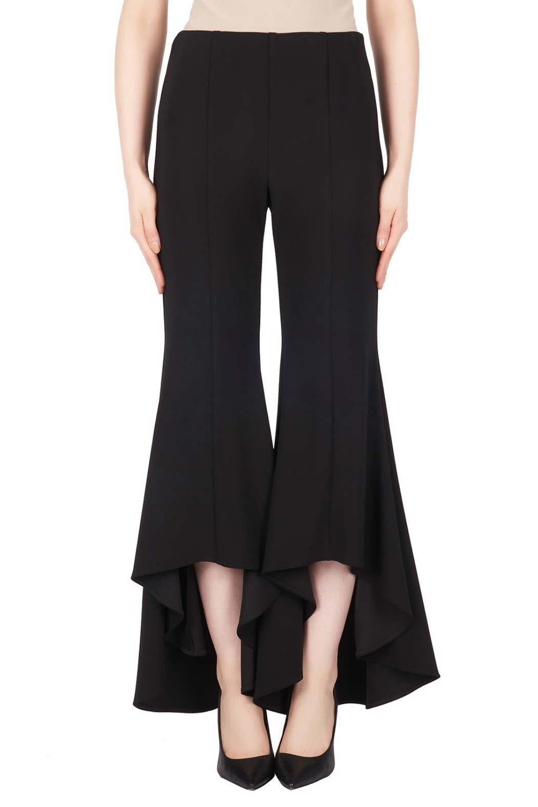 Joseph Ribkoff Flowy Pant - Front Cropped Image