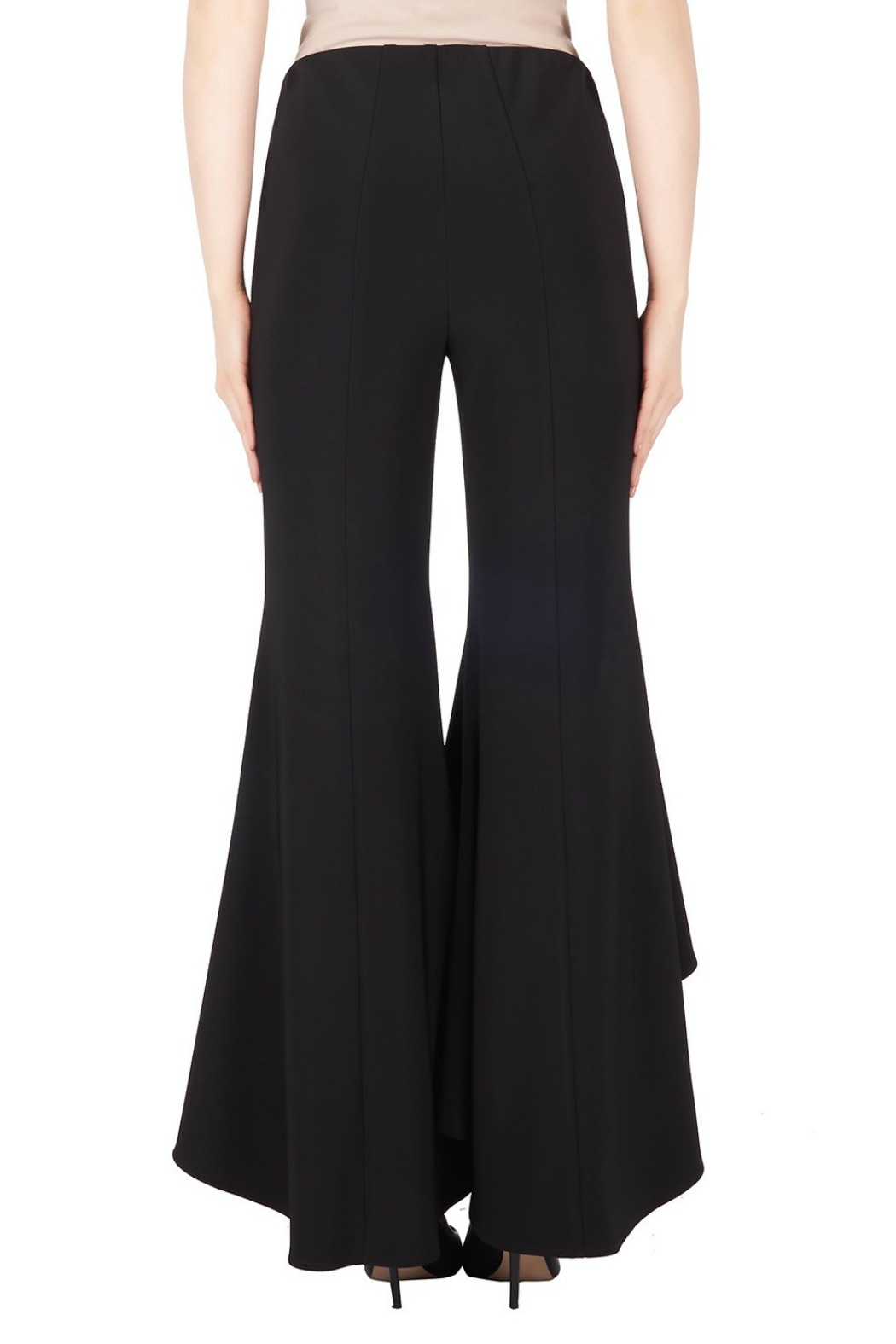 Joseph Ribkoff Flowy Pant - Side Cropped Image