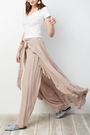 easel Flowy Pant Skirt - Product Mini Image